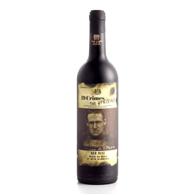 19 Crimes The Uprising Red 750ml