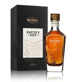Wild Turkey Master's Keep 17Yrs. 86.6Pf. 750ml Kentucky Straight Bourbon Whiskey