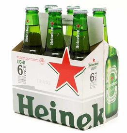 Heineken Light 12oz 6pk Btl