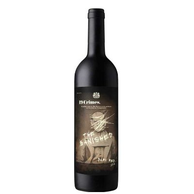 19 Crimes The Banished Park Red 750ml