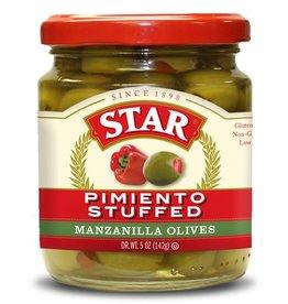 Star Pimiento Stuffed Manzanilla Olives 5 oz