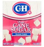 C&H Pure Cane Granulated White Sugar 16oz