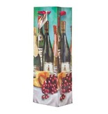 Franmara Festive Bottles Wine Bag