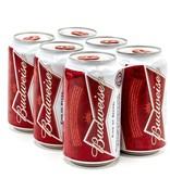 Budweiser 12oz 6Pk Cans