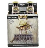 Founders Backwoods Bastard Ale Aged In Oak Bourbon Barrels 12oz 4Pk Btls