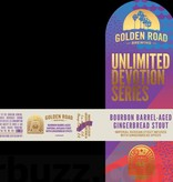 Golden Road Unlimited Devotion Series Bourbon Barrel-Aged Gingerbread Stout 750ml