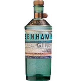 Graton Distilling Co. D. George Benham's Gin 750ml