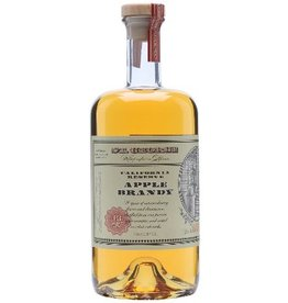 St. George Apple Brandy Lot No. 2017 86Pf. 750ml