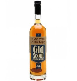 Smooth Ambler Old Scout American Whiskey 99Pf. 750ml