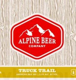 Alpine Truck Trail American Pale Ale 12oz 6Pk Cans