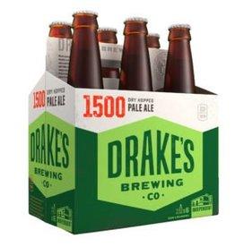 Drake's Brewing 1500 Dry Hopped Pale Ale 12oz 6Pk Btls