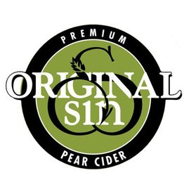 Original Sin Pear Cider 12oz 6Pk Cans
