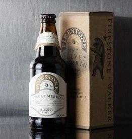 Firestone Walker 2017 Velvet Merkin Bourbon Barrel-Aged Oatmeal Stout 355ml