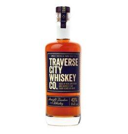 Traverse City Straight Bourbon XXX Whiskey 750ml