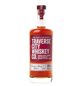Traverse City Whiskey Bourbon Infused With Traverse City Cherries 750ml