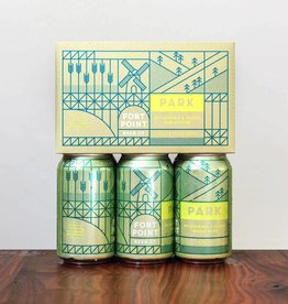 Fort Point Beer Co. Park refreshing & Hoppy Wheat Beer 12oz 6Pk Cans