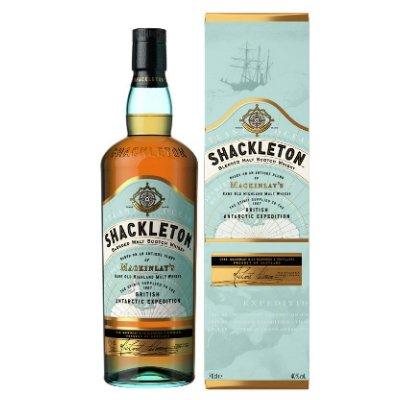 Shackleton Blended Malt Scotch Whisky 80 pf 750ml