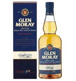 Glen Moray Speyside Single Malt Scotch Whisky Elgin Classic 750ml