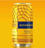Fort Point Beer Co. Resonance Blended Saison 12oz 6Pk Cans
