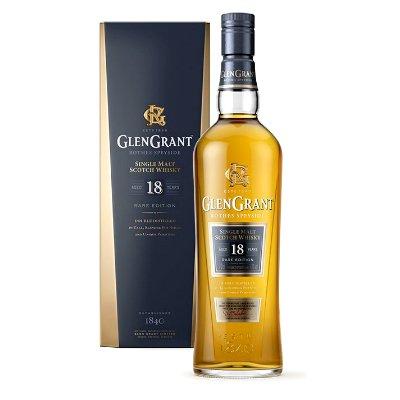 GlenGrant Rothes Speyside Single Malt Scotch Whisky 18Yrs. Rare Edition 750ml