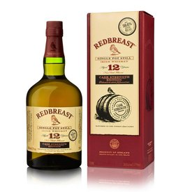 Redbreast Single Pot Irish Whiskey 12Yr. Cask Strength 116.4 Pf. 750ml