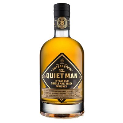 An Fear Ciuin The Quiet Man Irish Whiskey 8Yrs. 750ml