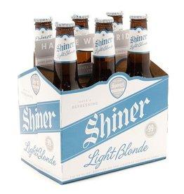 Shiner Light Blonde 12oz 6Pk Btls