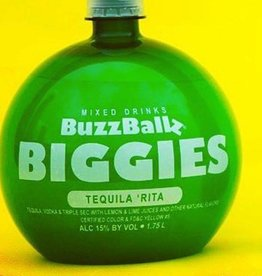 BuzzBallz Biggies Tequila Rita 1.75L