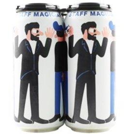 Mikkeller Staff Magician Hazy IPA 16oz 4Pk Cans