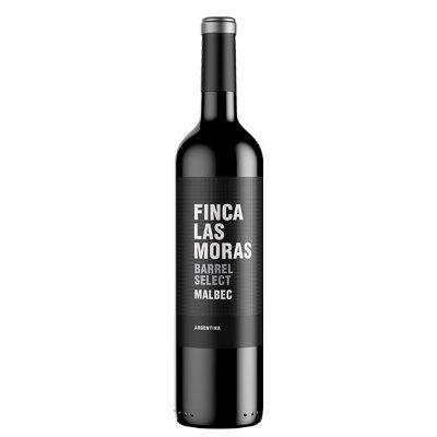 Finca Las Moras Barrel Select Malbec 2016 Argentina 750ml