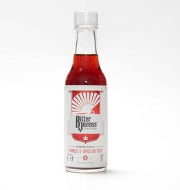 Bitter Queens Shanghai Shirley Chinese 5 Spice Bitters 5oz