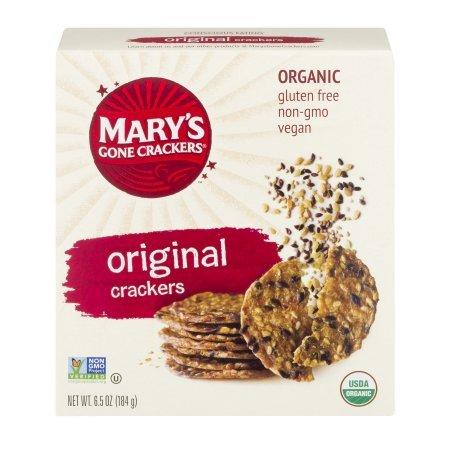Mary's Gone Crackers Original 6.5 oz