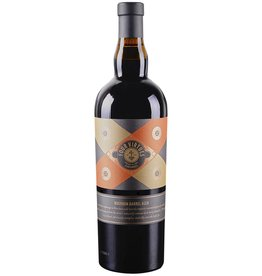 Four Virtues Bourbon Barrel Aged Old Vine Zinfandel 2016 Lodi 750ml