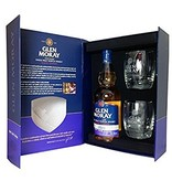 Glen Moray Speyside Single Malt Scotch Whisky Peated Single Malt Gift Set