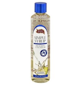 Master Of Mixes Simple Syrup 375ml