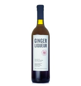 New Deal Distillery Ginger Liqueur 750ml