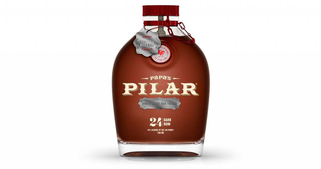 Papa's Pilar Rum Spanish Sherry Cask Finished Special Release 750ml