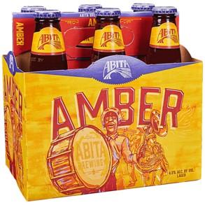 Abita Amber Lager btl 6pk