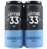 Latitude 33 Meridian Myst 16oz 4Pk Cans