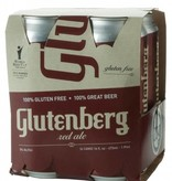 Glutenberg Red Ale 16oz 4Pk Cans