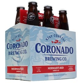 Coronado Mermaid Red Ale 12oz 6Pk Btls