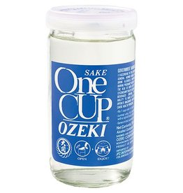 Ozeki One Cup Sake 5Pk Sleeve 6.1 oz
