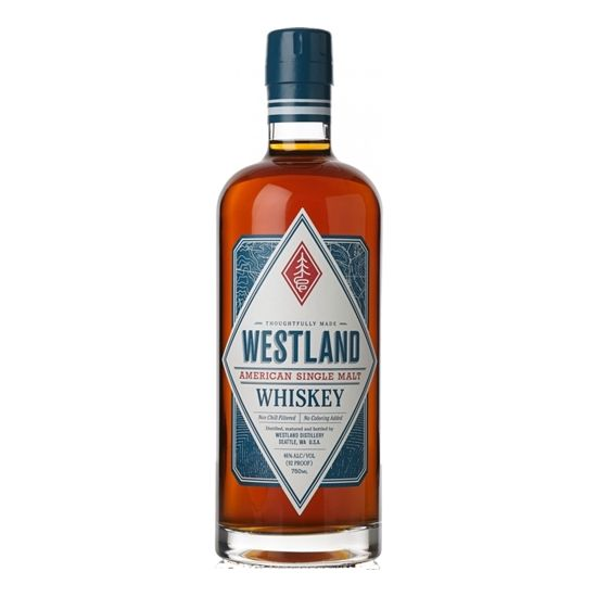 Westland Peated American Single Malt Whiskey 92 Pf. 750ml