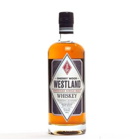 Westland Sherry Wood American Single Malt Whiskey 92 Pf. 750ml