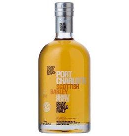 Bruichladdich Port Charlotte 10 Yrs. Scotish Barley Heavily Peated Islay Single Malt Scotch Whisky 750ml