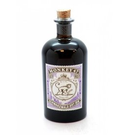Monkey 47 Schwarzwald Dry Gin 94 Pf. 375ml