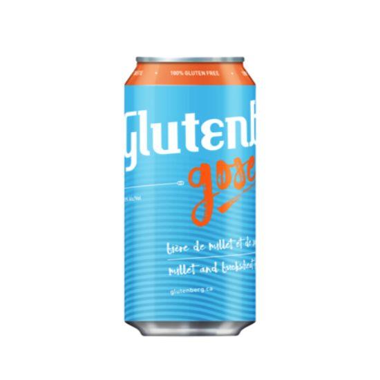 Glutenberg Gose Sour Beer 16oz 4Pk Cans