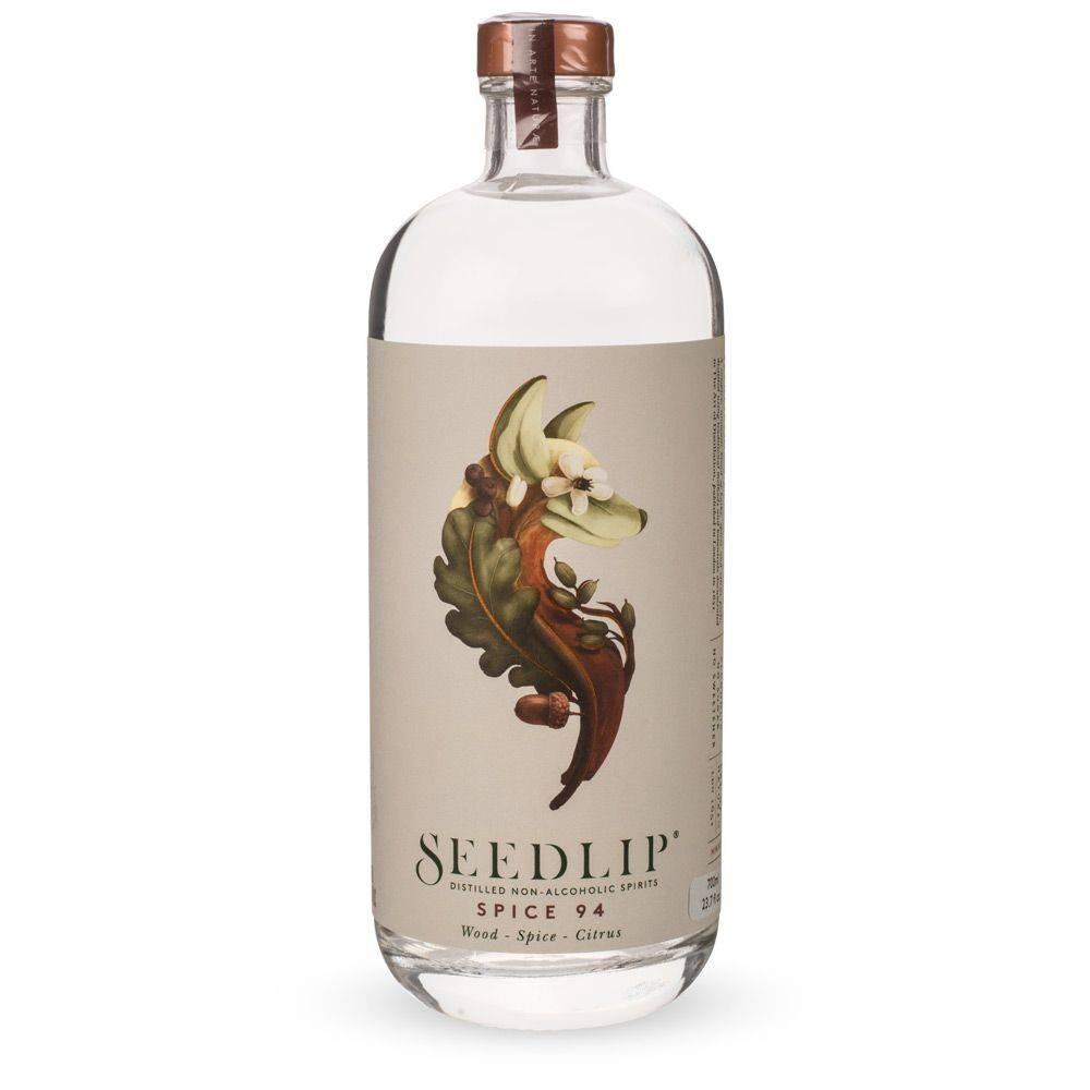 Seedlip Distilled Non-Alcoholic Spirits Spice 94 Aromatic 700ml