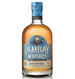 Lambay Small Batch Blend Irish Whiskey Finished In Cognac Casks 750ml