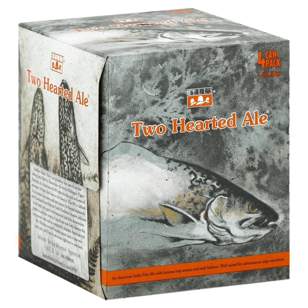 Bell's Two Hearted Ale 16oz 4Pk Cans